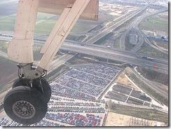 foto tren aterrizaje