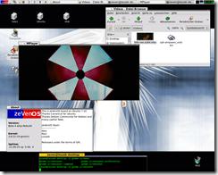 zeVenOS screenshot