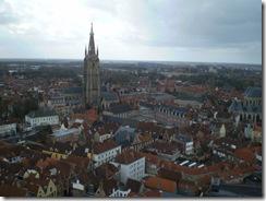 vistas desde la torre de brujas