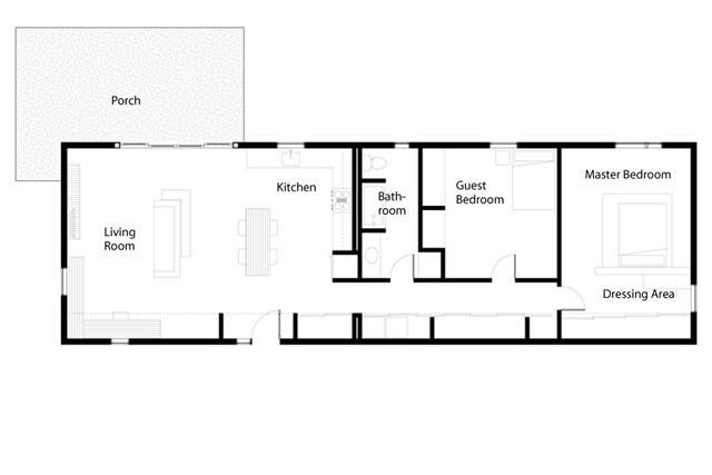 Free Green planos y diseños de casas modulares gratis
