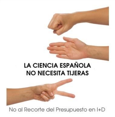 tijeretazo ciencia espana