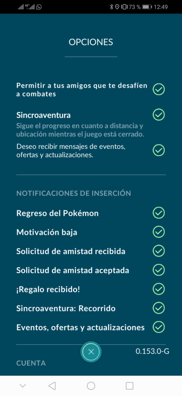 Pokémon GO Sincroaventura